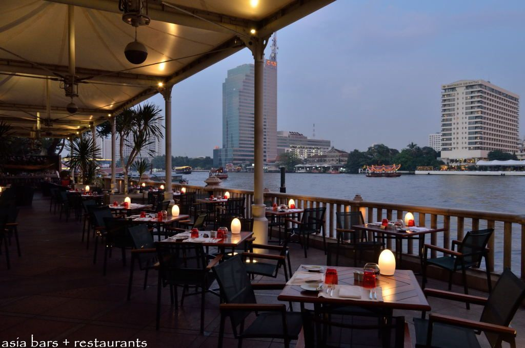 River Cafe And Terrace Riverfront Dining At The Peninsula