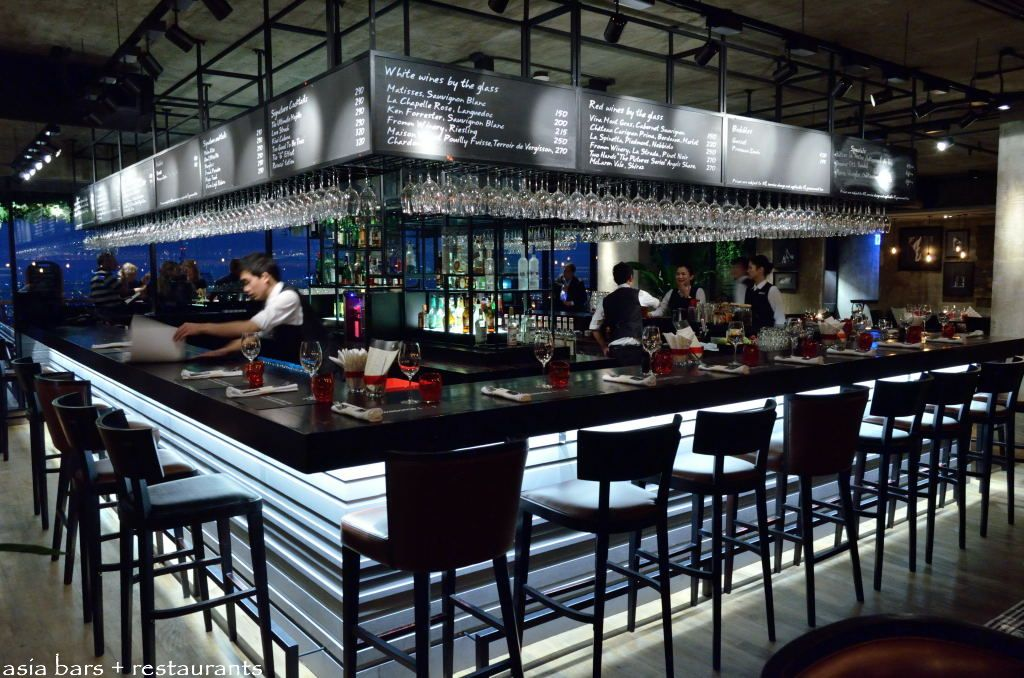 Scarlett Wine Bar amp Restaurant At Pullman Bangkok Hotel G