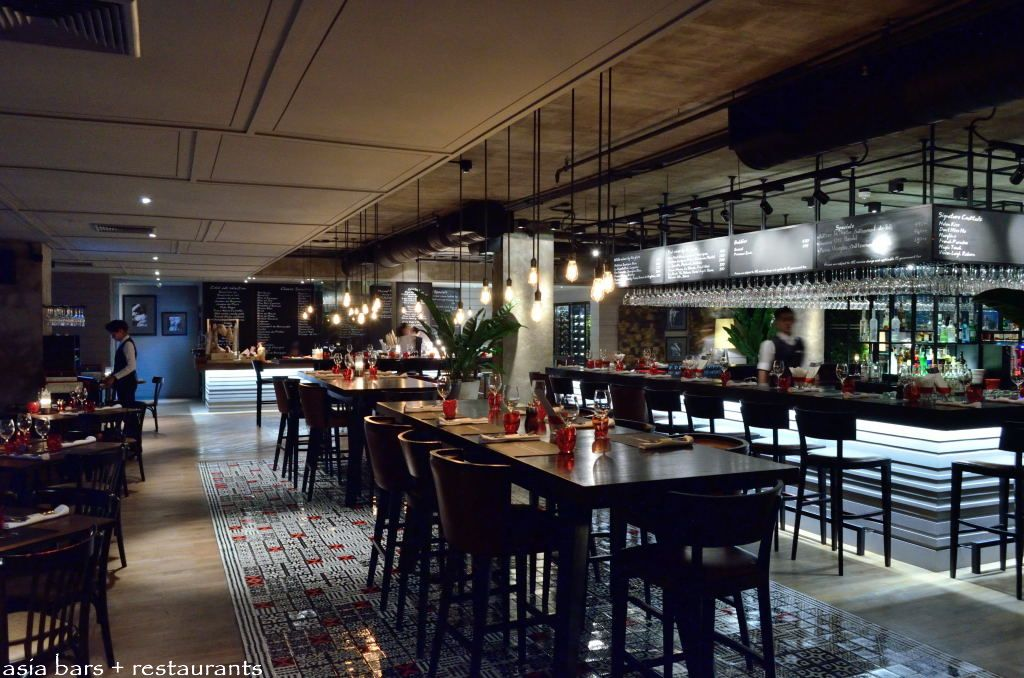 Scarlett- Wine Bar & Restaurant at Pullman Bangkok Hotel G