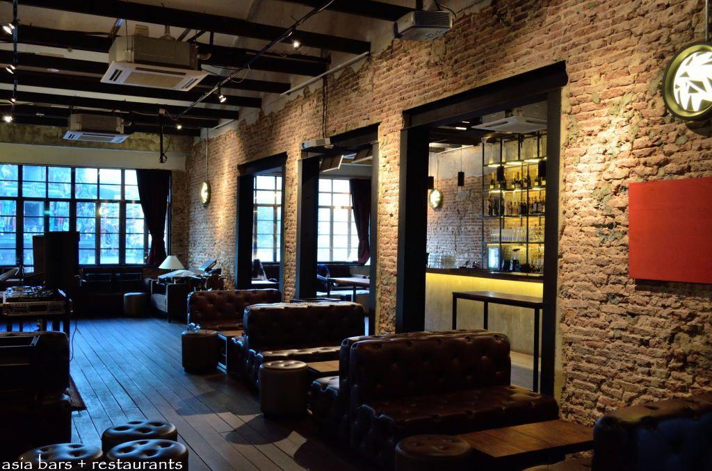 The Vault Bistro Amp Lounge Singapore Asia Bars