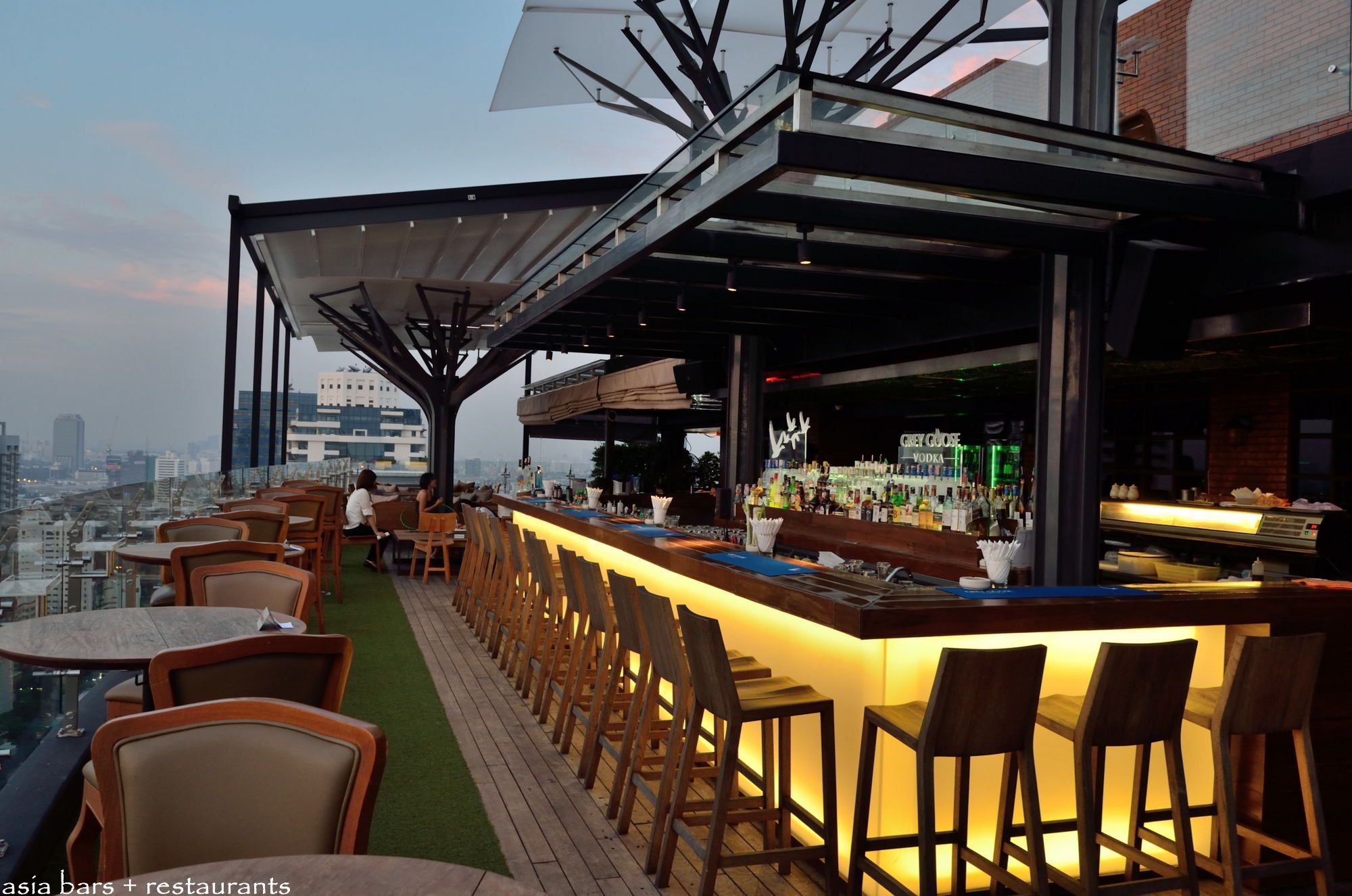 Roof Design Ideas: Above Eleven- Rooftop Bar & Restaurant- Bangkok