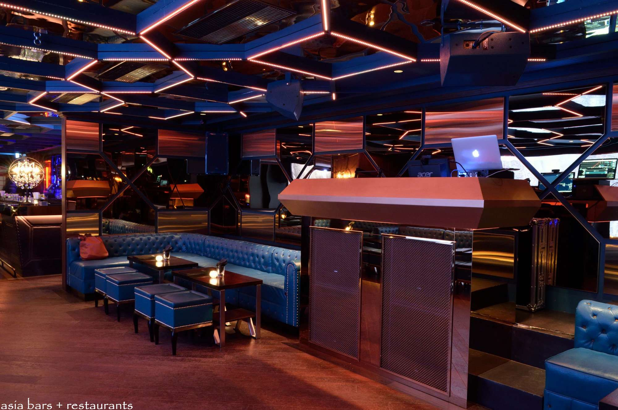 Boujis Hong Kong Exclusive Private Members Club Asia