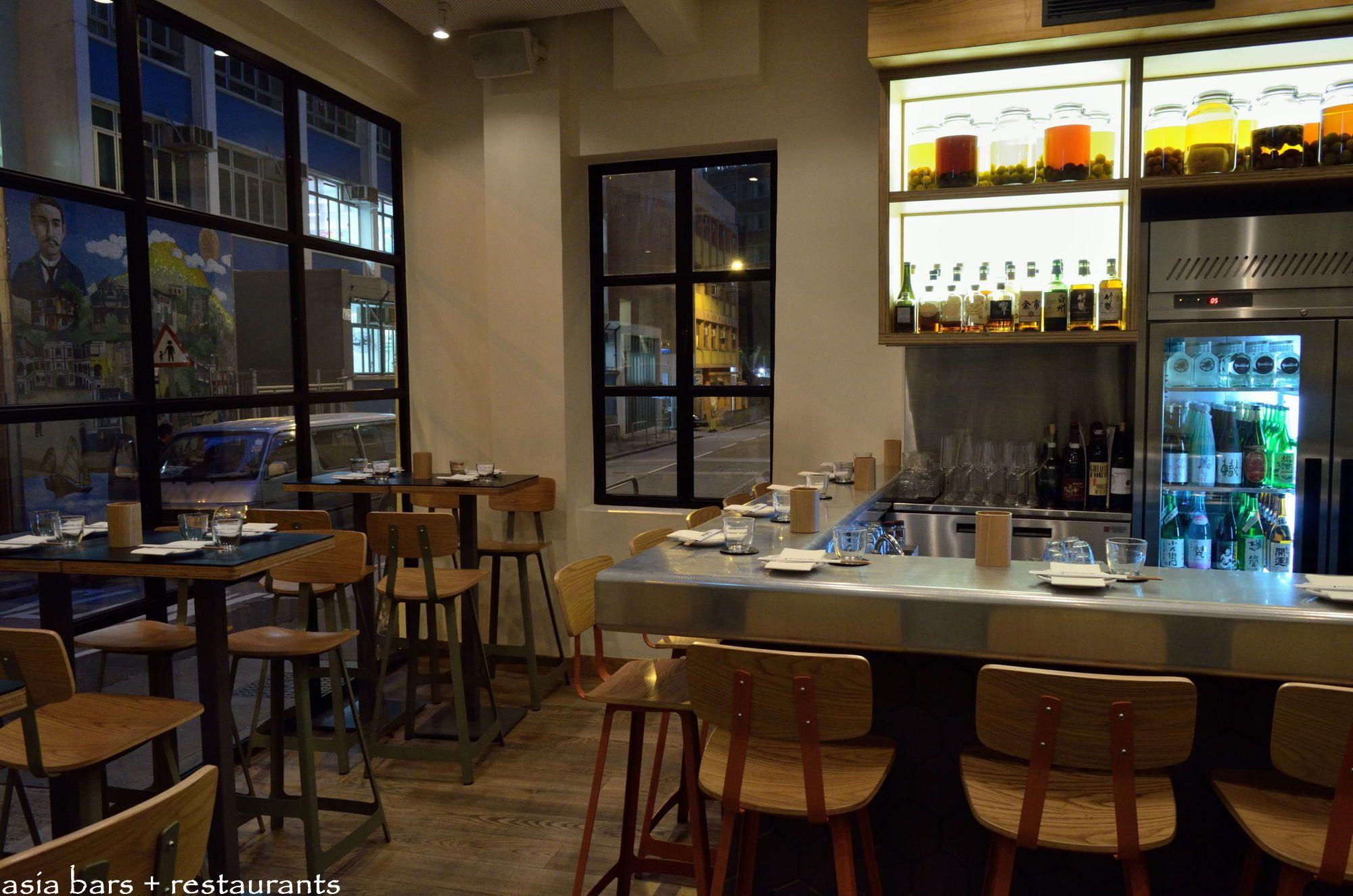 Yardbird modern yakatori restaurant in hong kong asia