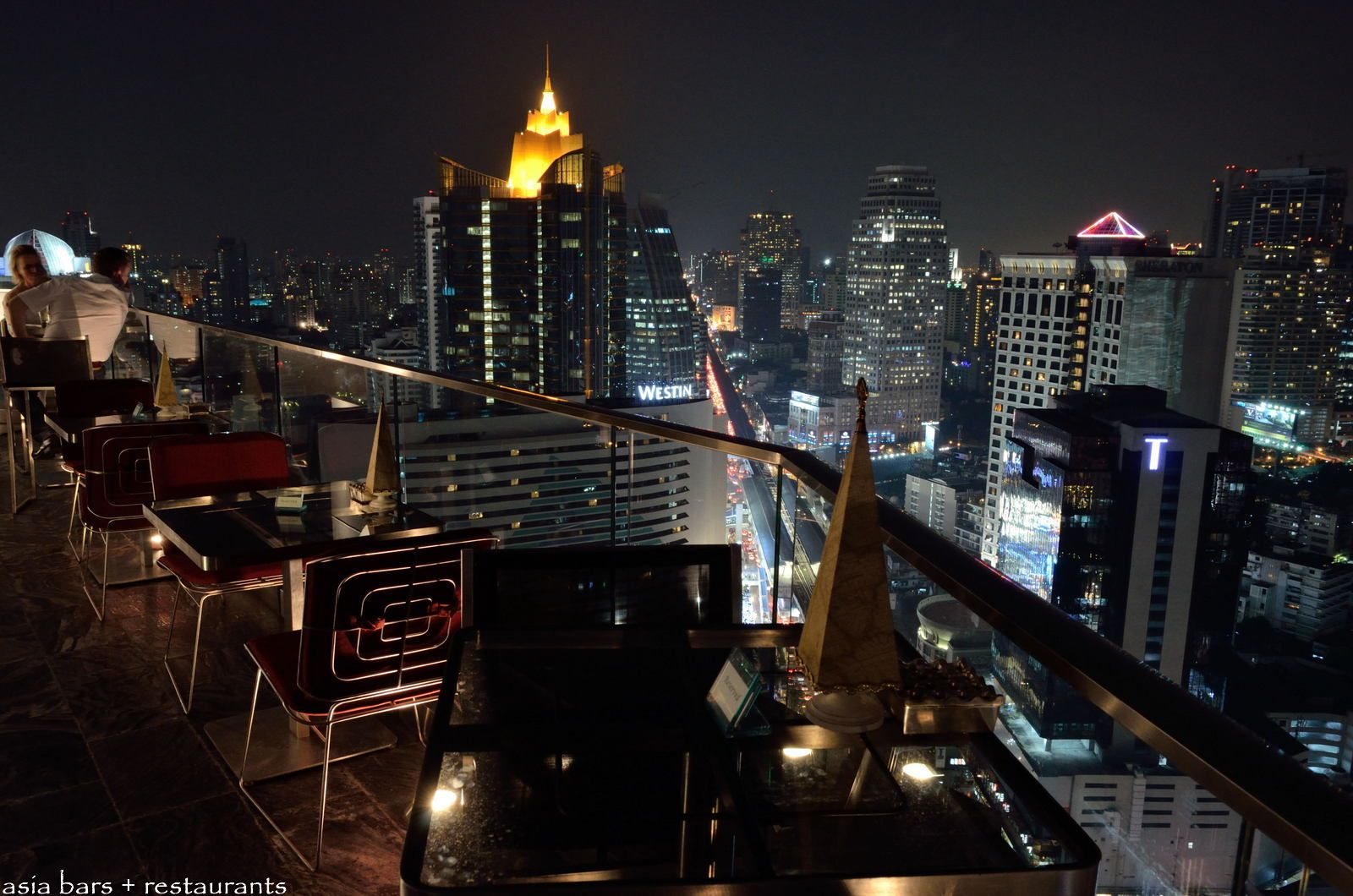 L Appart Rooftop Restaurant Amp Bar At Sofitel Bangkok