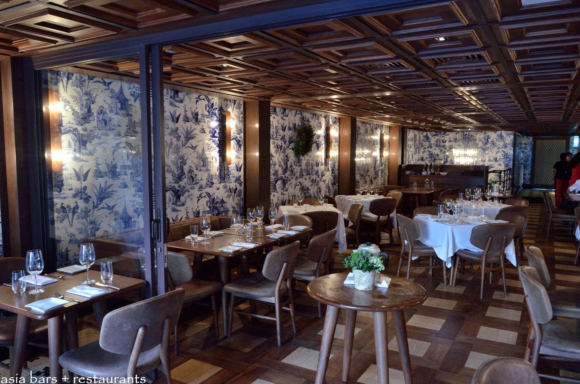208 Duecento Otto Restaurant Amp Bar In Hong Kong Asia