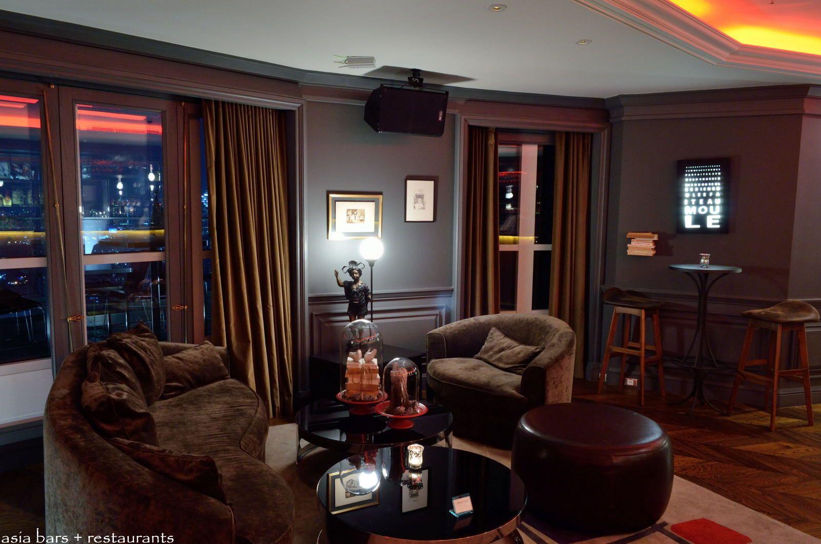 L'Appart- Rooftop Restaurant & Bar at Sofitel Bangkok ...