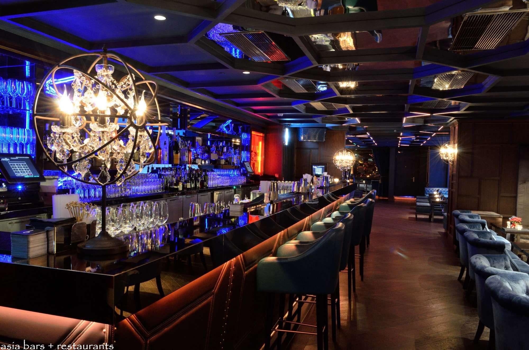 Boujis Hong Kong Exclusive Private Members Club Asia
