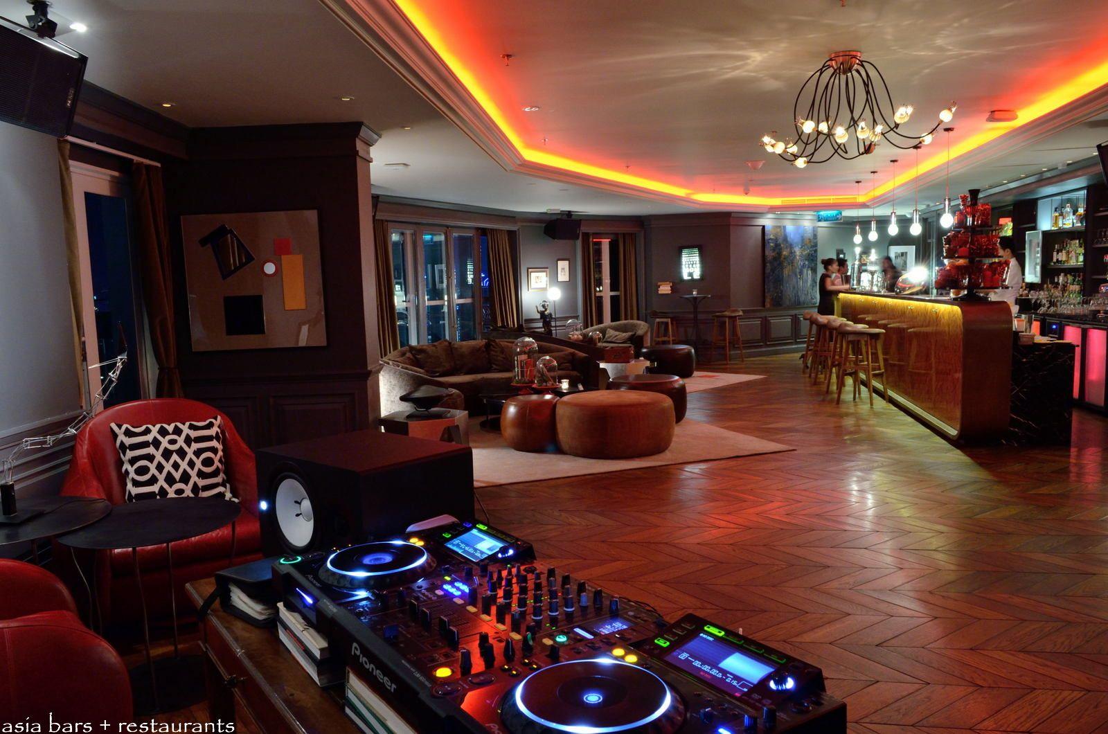L Appart Rooftop Restaurant Amp Bar At Sofitel Bangkok