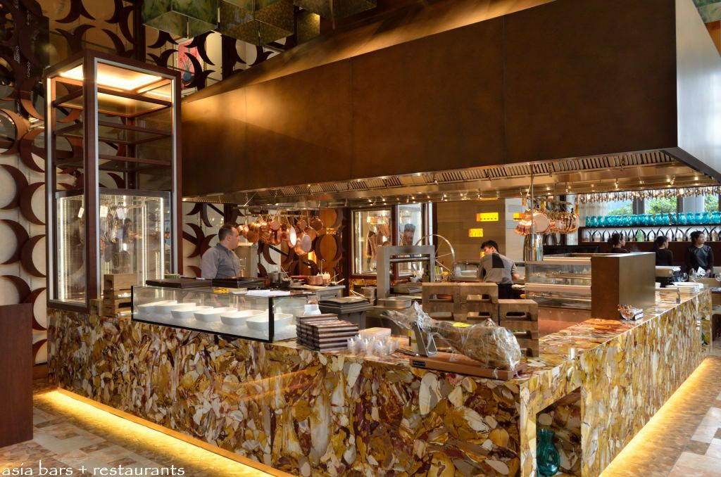 Skirt Restaurant At W Singapore Sentosa Cove Asia Bars