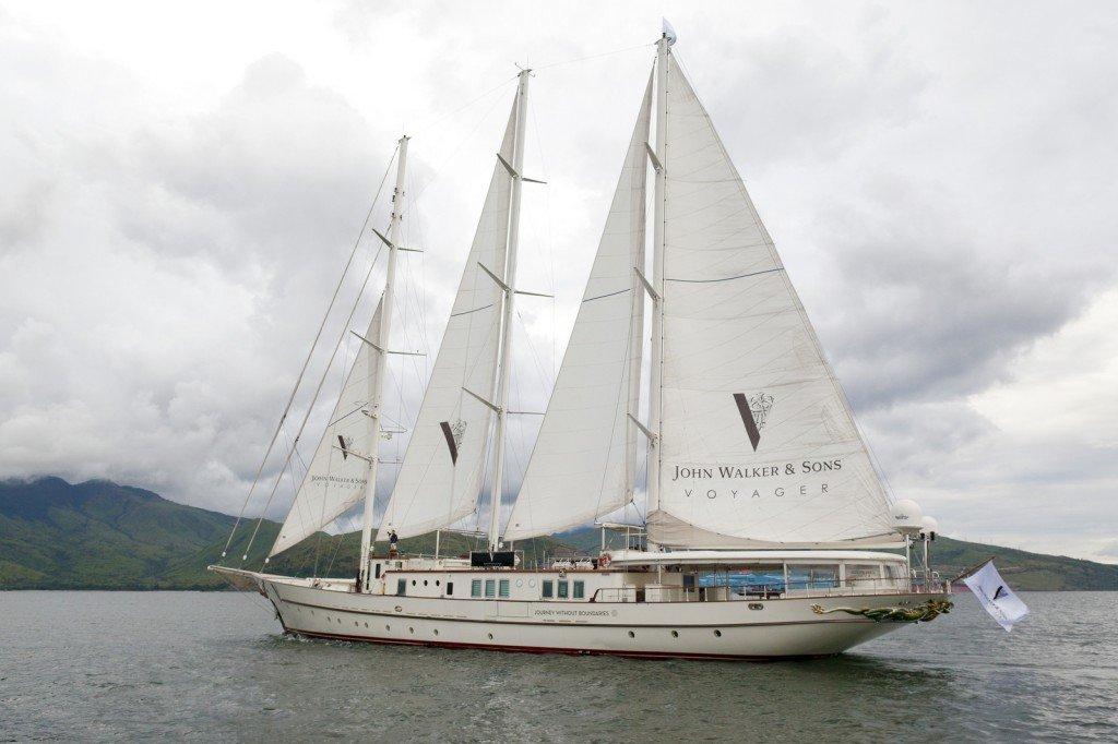 Johnnie Walker Voyager, Odyssey.