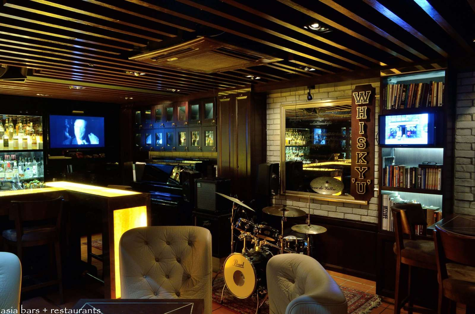 B28 Luxury Whisky Bar In Singapore Asia Bars Amp Restaurants