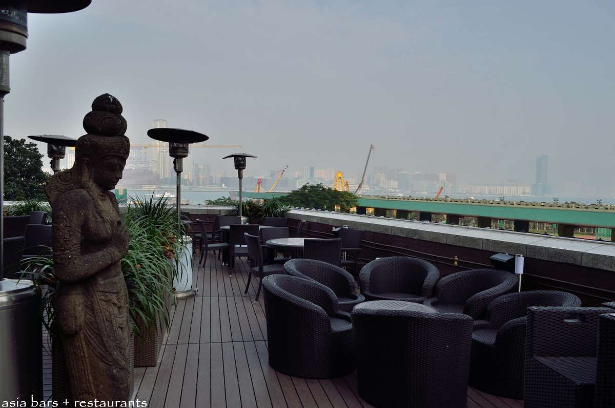 Tamarind pan asian restaurant bar in hong kong asia for The terrace lounge menu