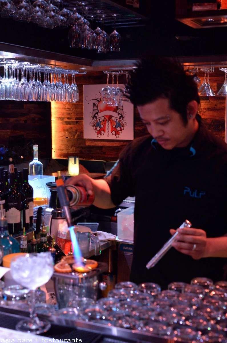 Pulp Bar Amp Lounge In Hong Kong Asia Bars Amp Restaurants
