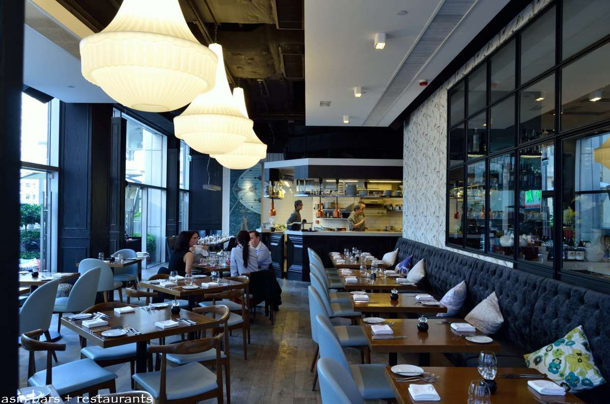 Madam sixty ate modern european restaurant in hong kong for Restaurant moderne