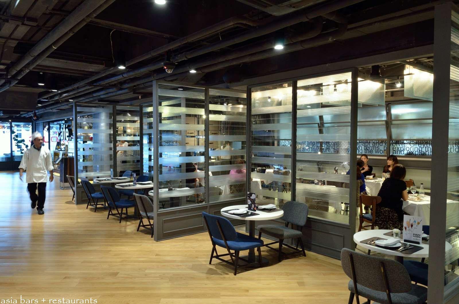 Greyhound Cafe Siam Center Bangkok Asia Bars amp Restaurants
