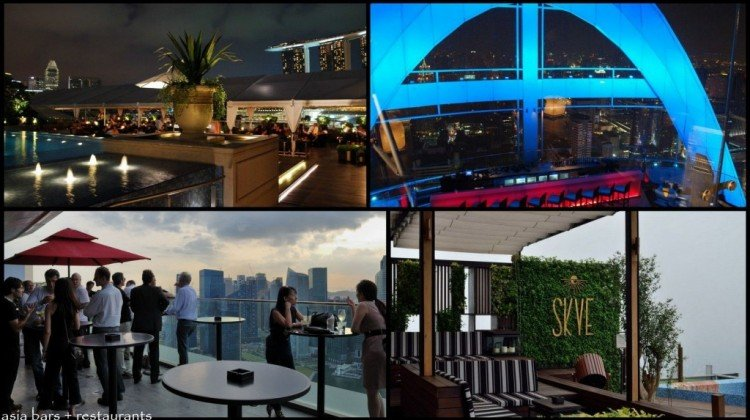top rooftop bars asia