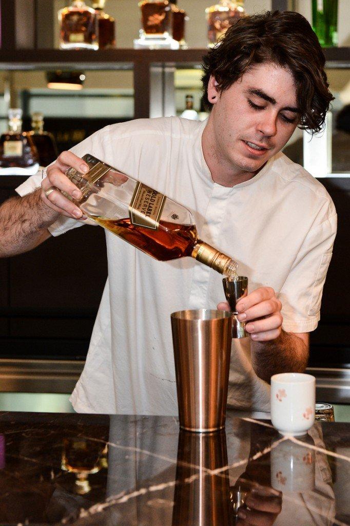 Johnnie Walker Gold Label Reserve cocktails