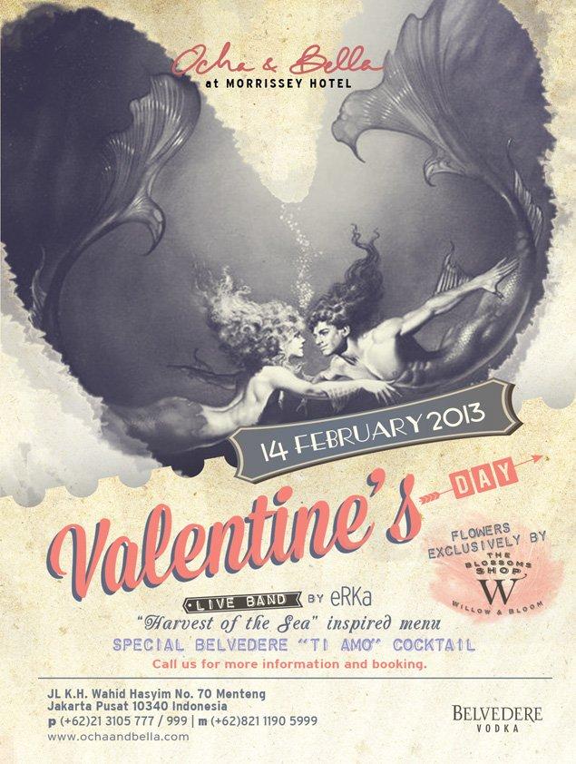 OchaBella Valentine