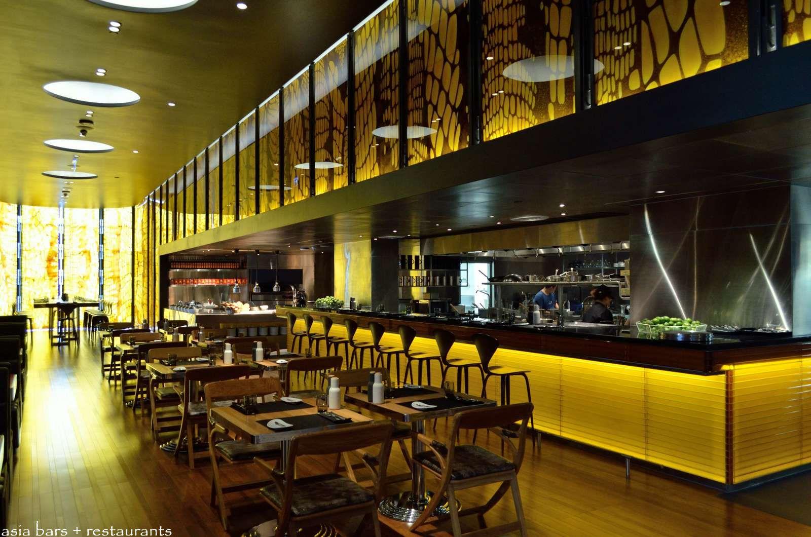 The Kitchen Table Signature Restaurant At W Bangkok Asia Bars Restaurants