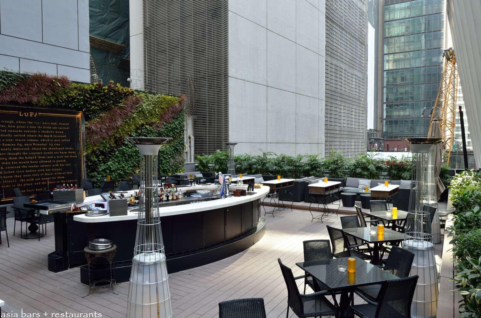 Lupa By Mario Batali Italian Restaurant In Hong Kong Asia