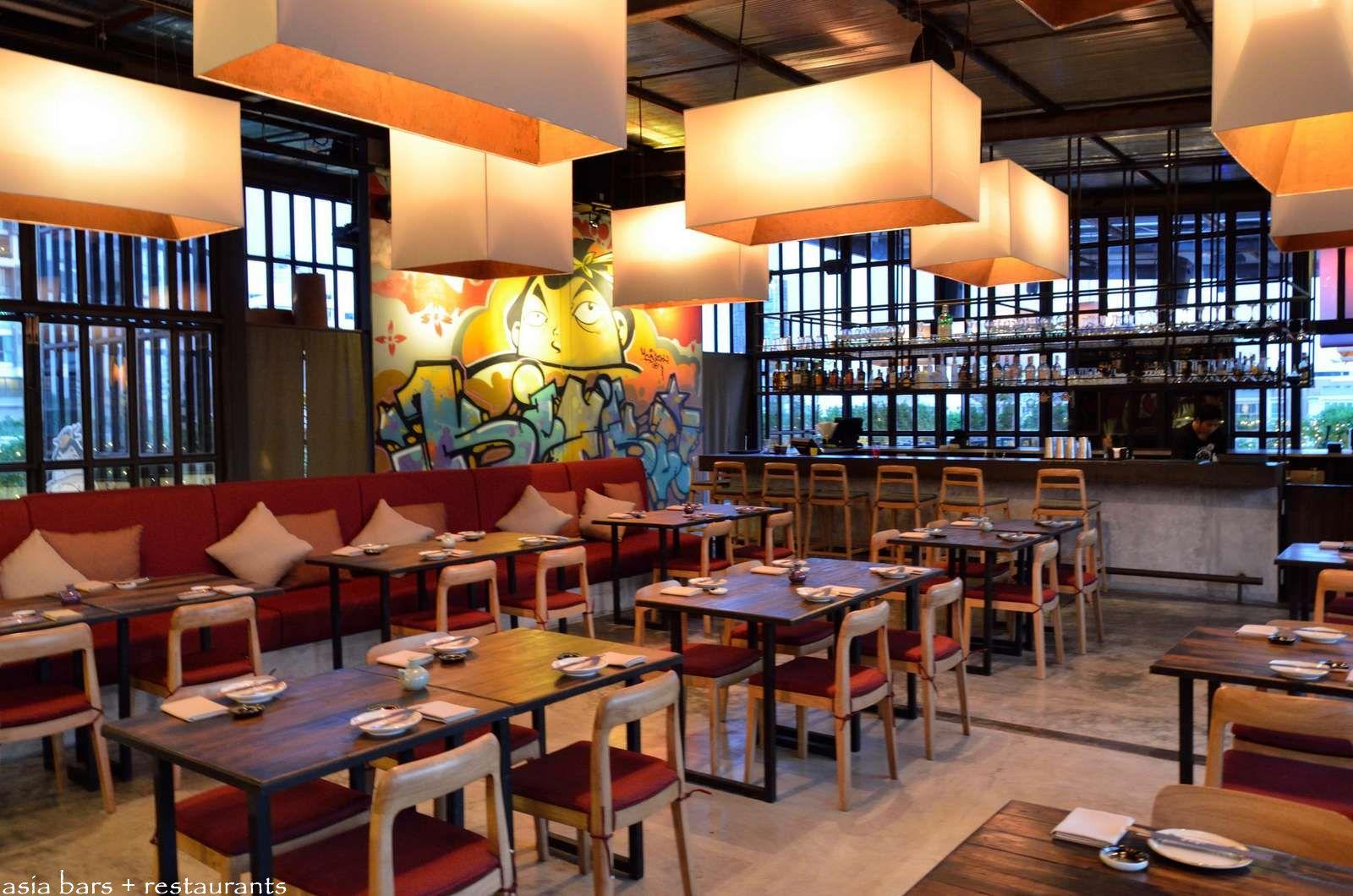Kinki- rooftop Japanese restaurant & bar- Bangkok | Asia