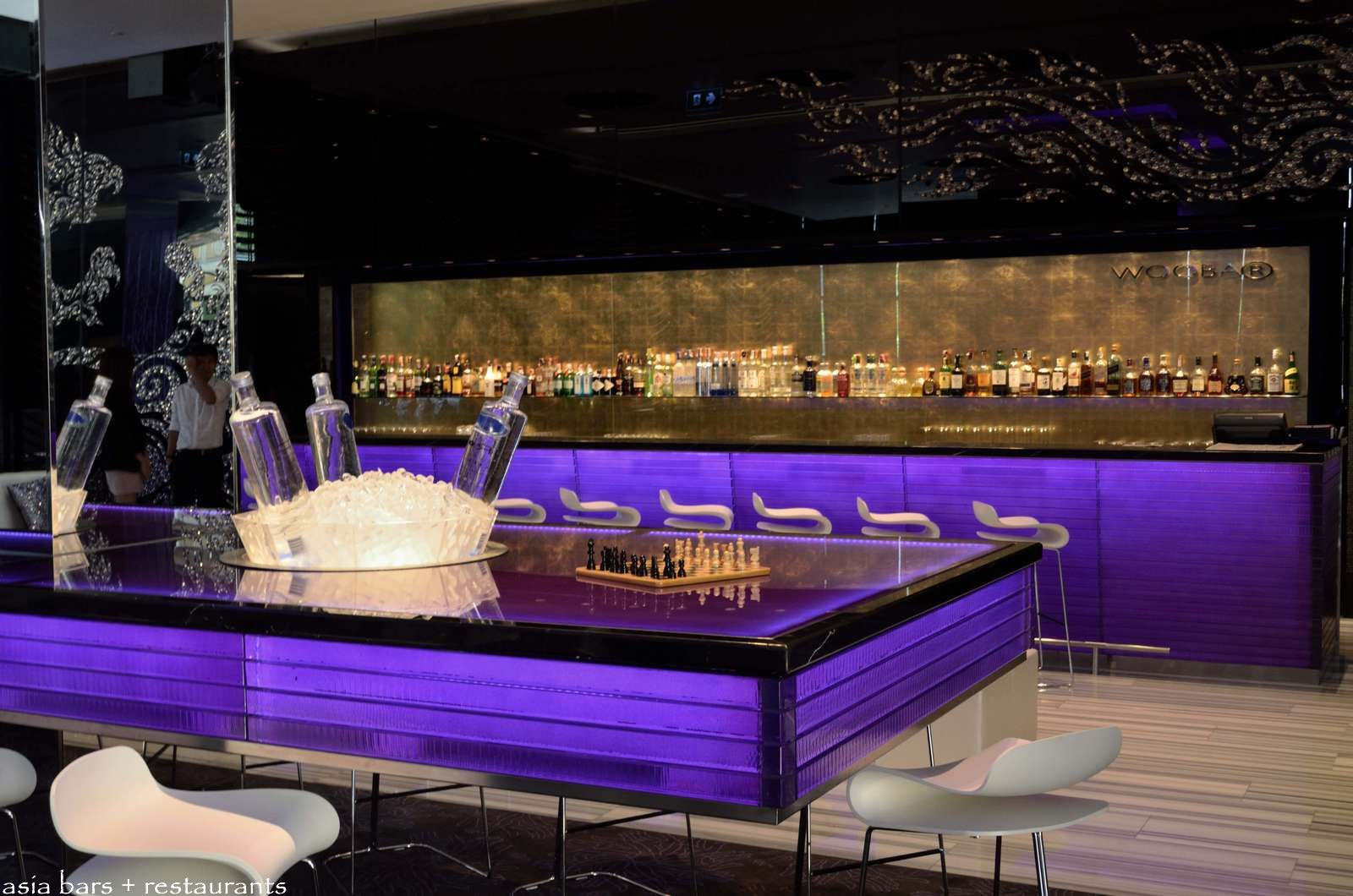 Woobar Bar Amp Lounge At W Bangkok Asia Bars Amp Restaurants