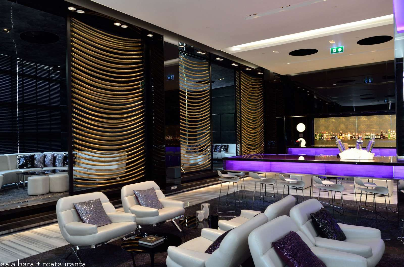 Woobar Bar Amp Lounge At W Bangkok Asia Bars Amp Restaurants