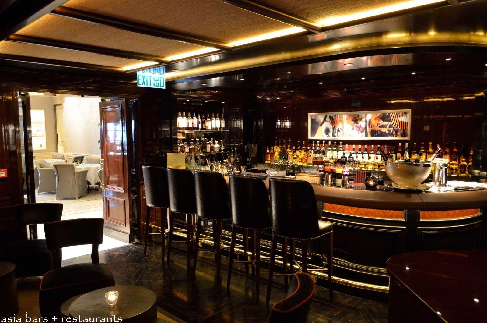 Bars in hk