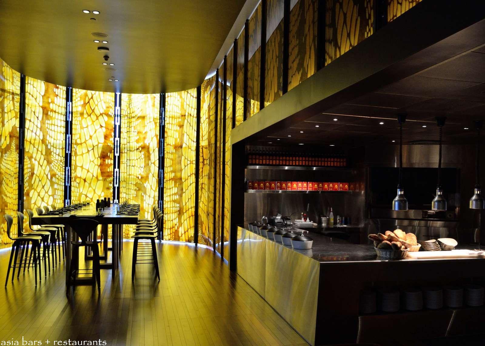 The Kitchen Table- signature restaurant at W Bangkok | Asia Bars ...
