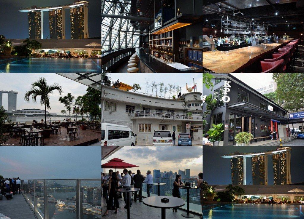 singapore top bars