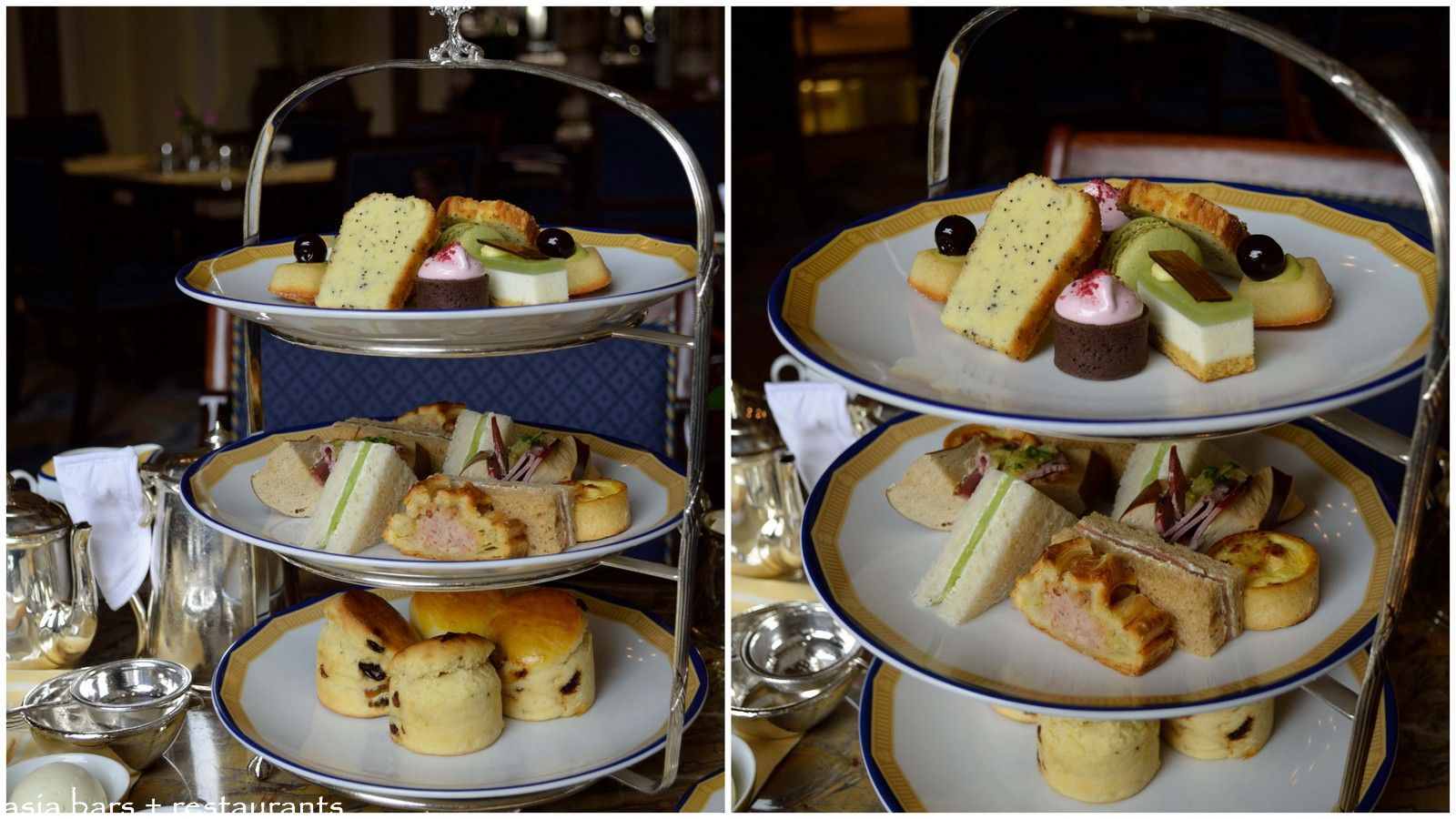 The Peninsula Hong Kong Classic Afternoon Tea Asia Bars