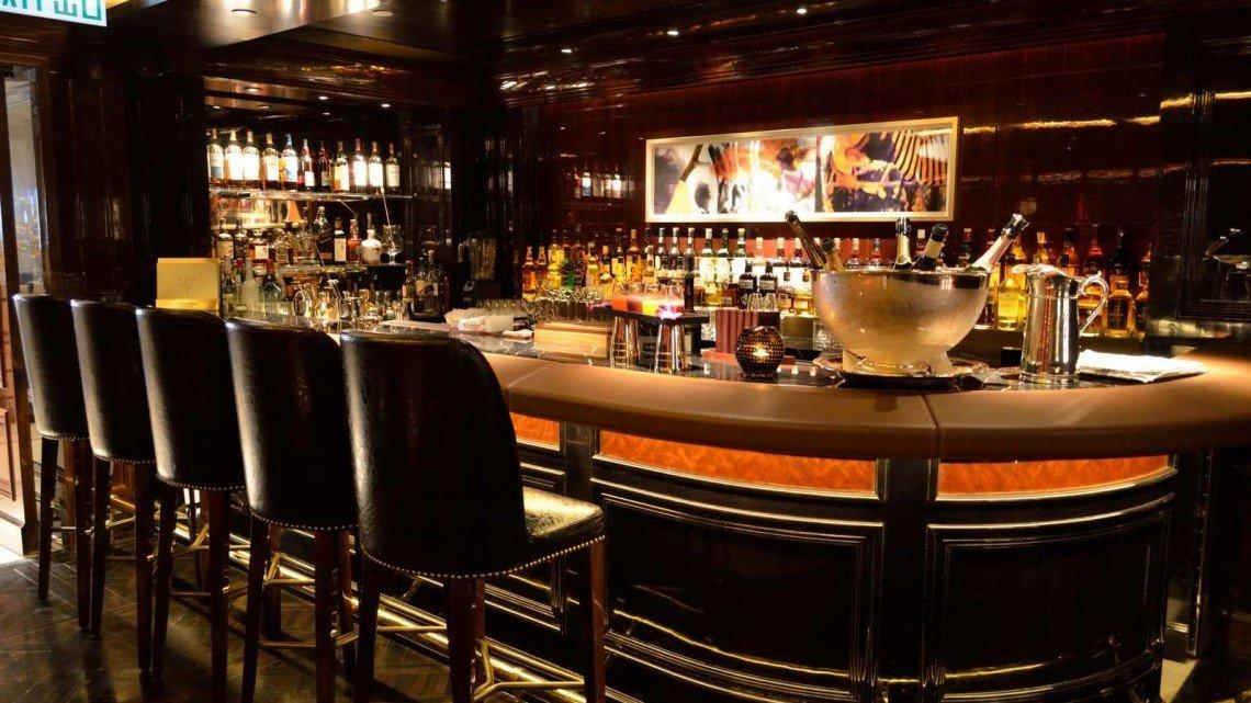 peninsula hong kong the bar