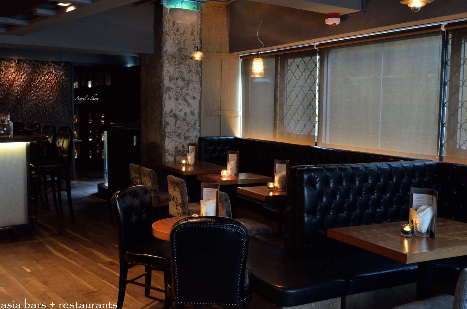 Angel S Share Whisky Bar Amp Restaurant In Hong Kong Asia