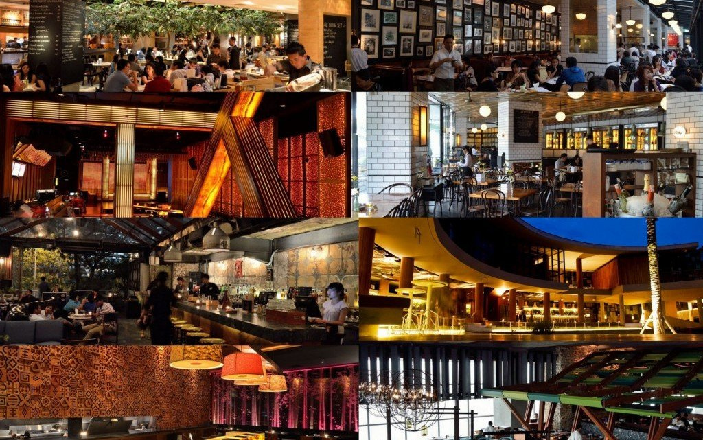 Jakarta top bars