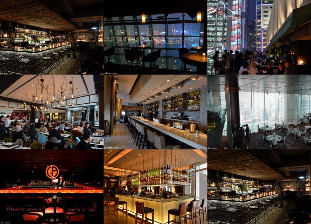 top hong kong bars