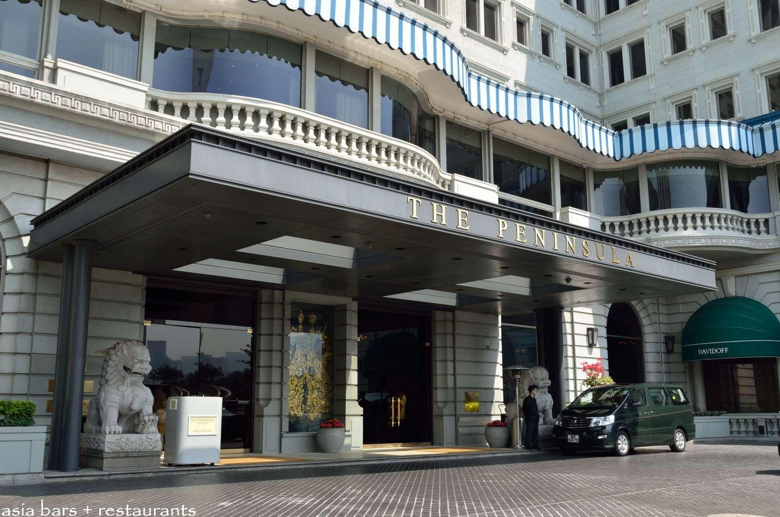 The Peninsula Hong Kong Classic Afternoon Tea Asia Bars
