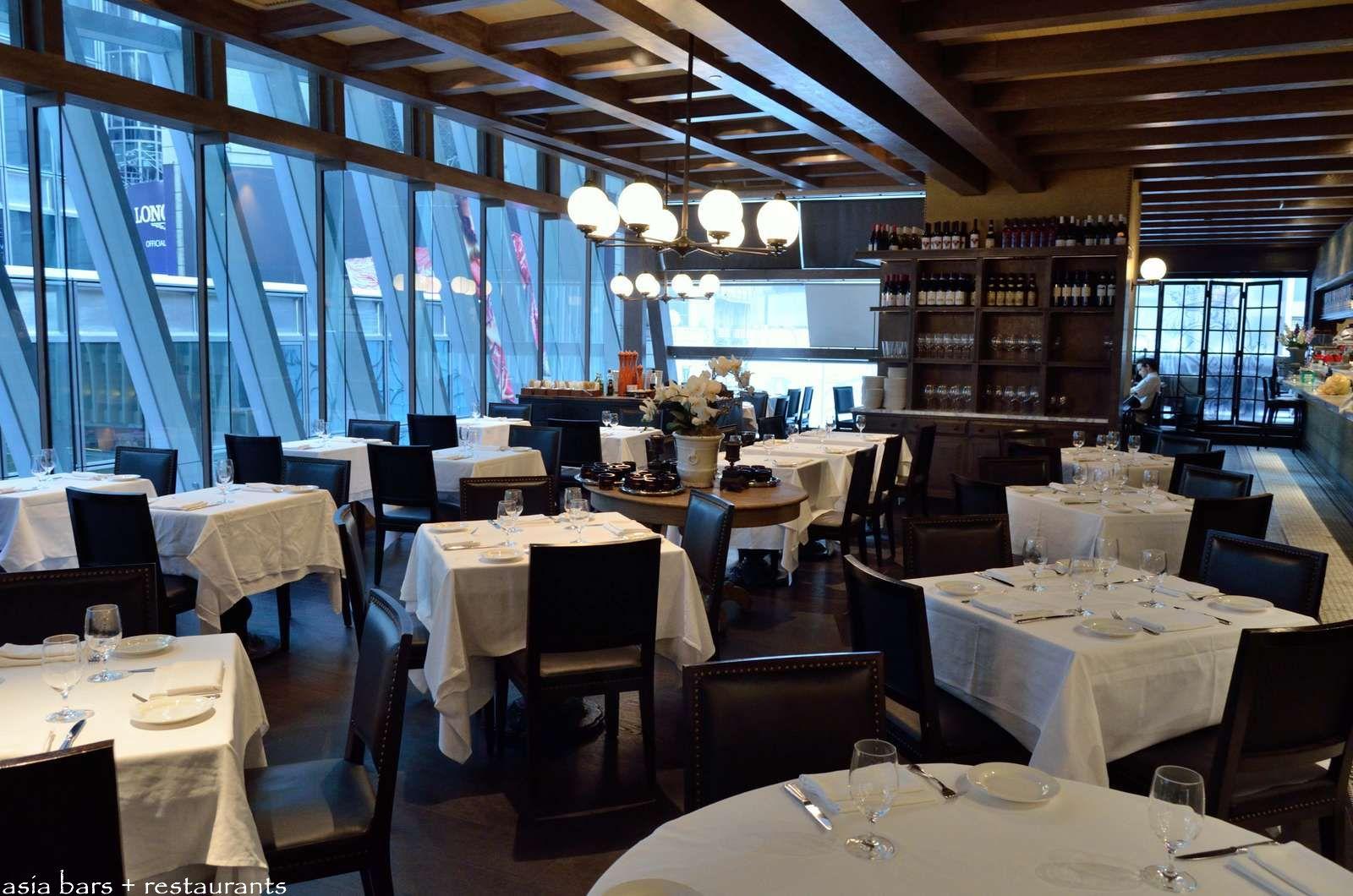 Lupa By Mario Batali Italian Restaurant In Hong Kong