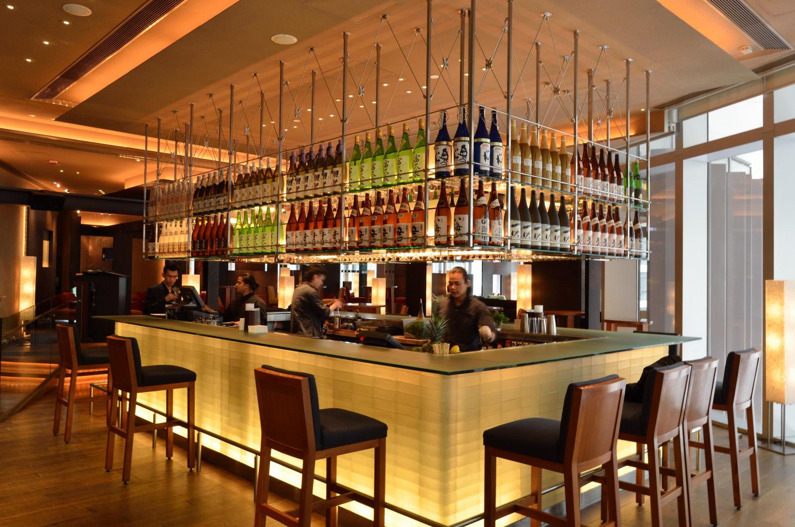 contemporary japanese restaurant zuma - HD1600×1060