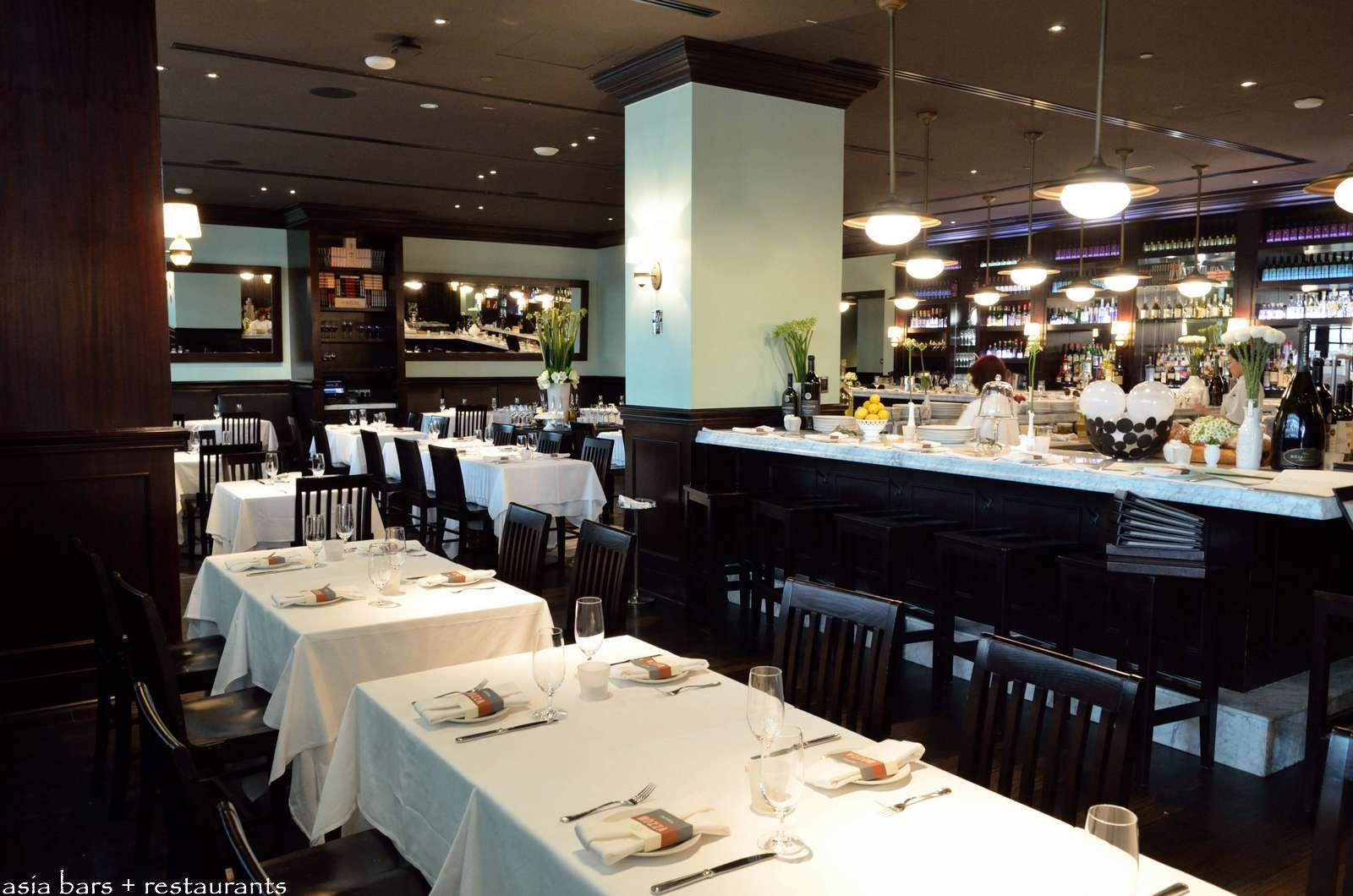 Osteria Mozza By Mario Batali At Marina Bay Sands