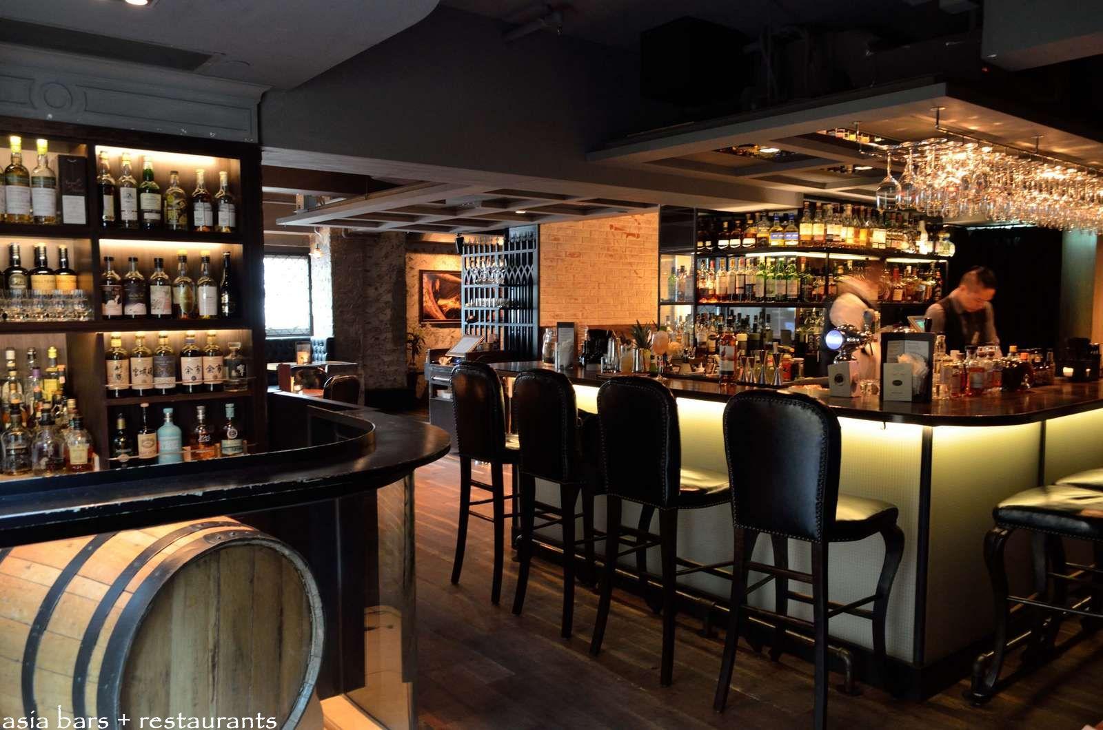 angel s share whisky bar restaurant in hong kong asia bars restaurants. Black Bedroom Furniture Sets. Home Design Ideas