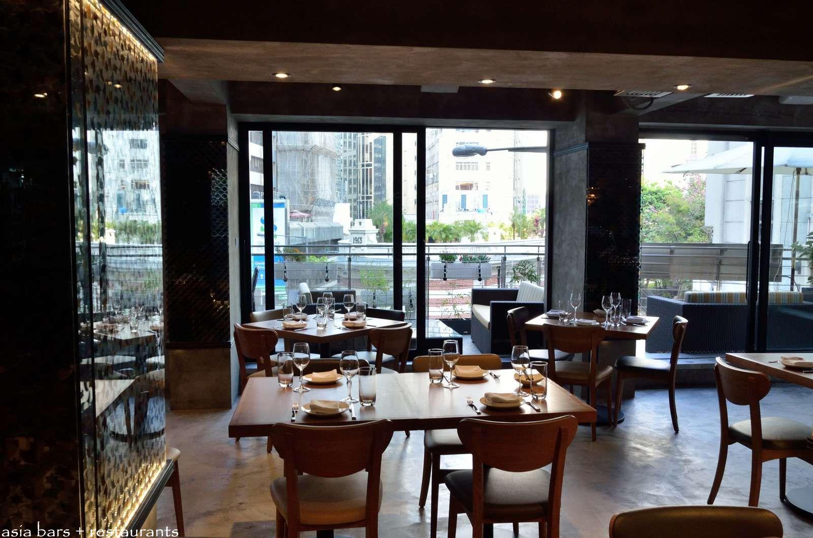 Sal Curioso Cocktail Bar Amp Restaurant Hong Kong Asia Bars Amp Restaurants