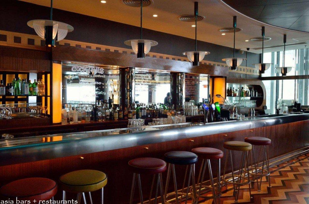 Cafe Deco Bar Amp Grill At The Peak Hong Kong Asia Bars