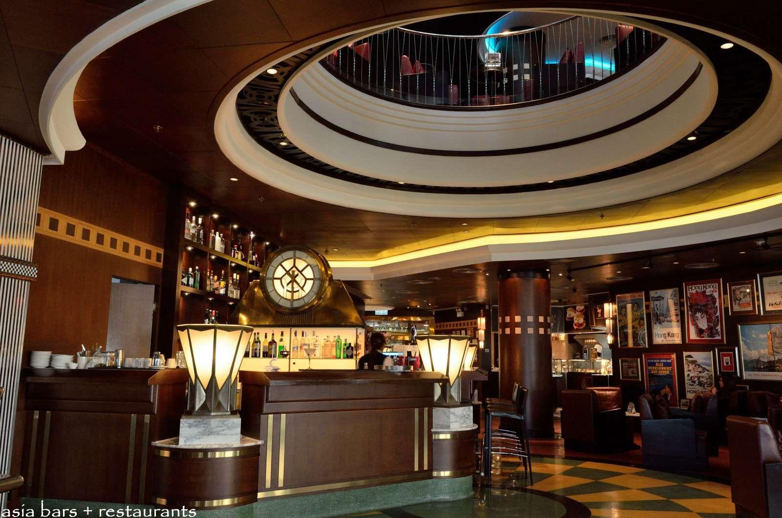 Cafe deco bar grill at the peak hong kong asia bars restaurants - Club deco ...
