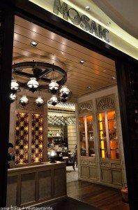 mosaic mandarin oriental KL