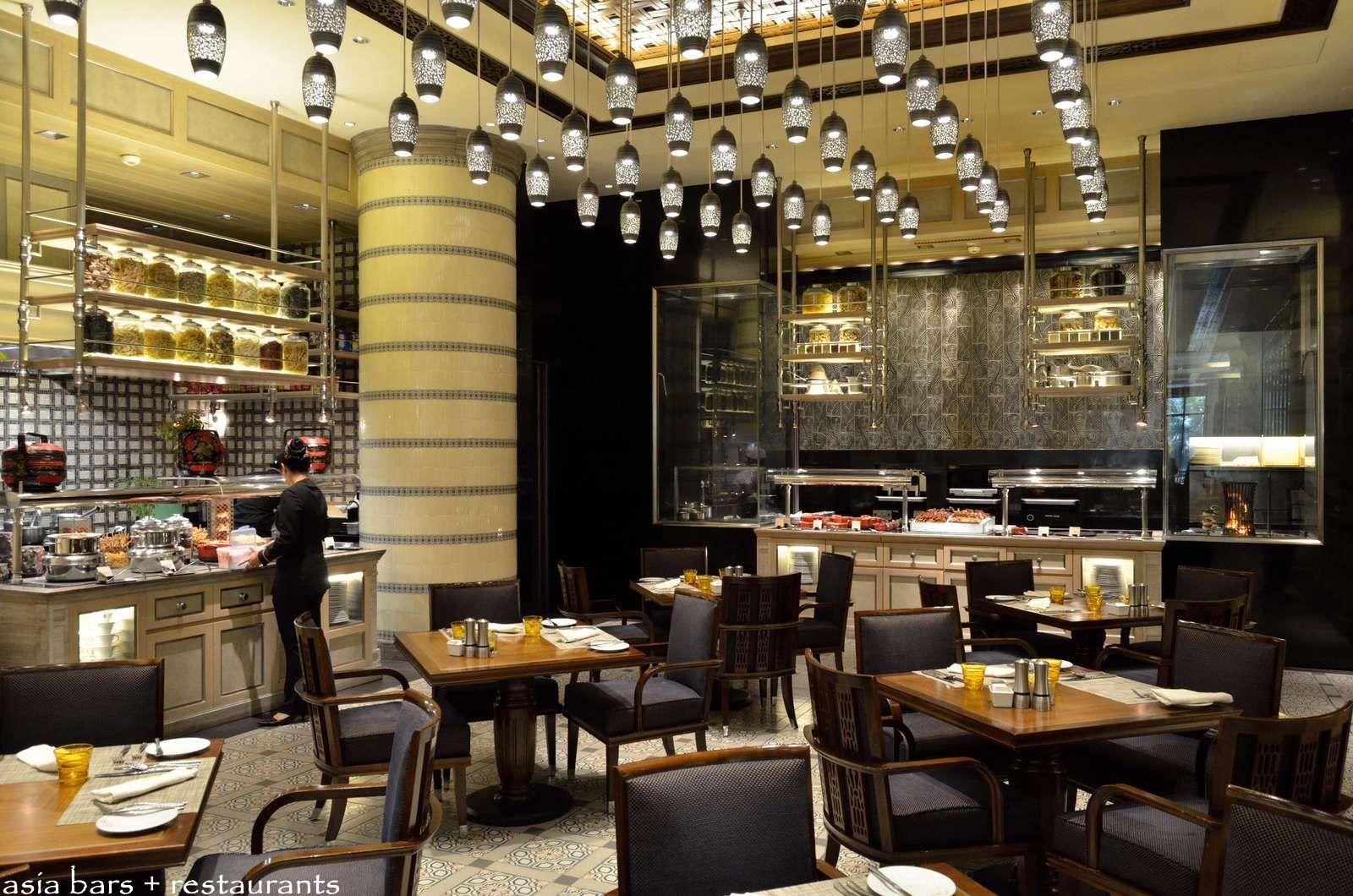 Mosaic All Day Dining Restaurant At Mandarin Oriental