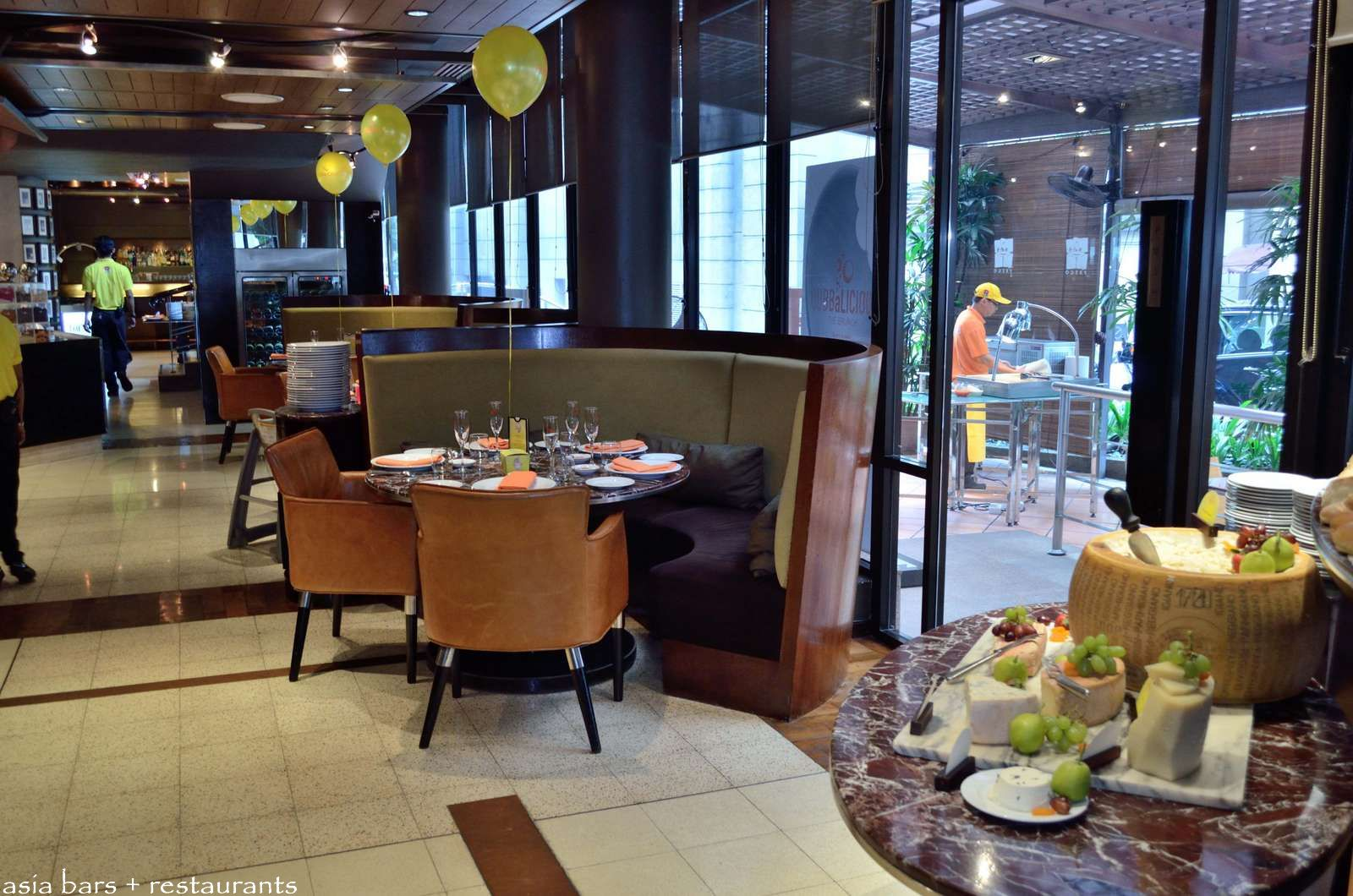 Prego modern Italian restaurant at The Westin Kuala  : 06 kl april319 from www.asia-bars.com size 1600 x 1060 jpeg 270kB