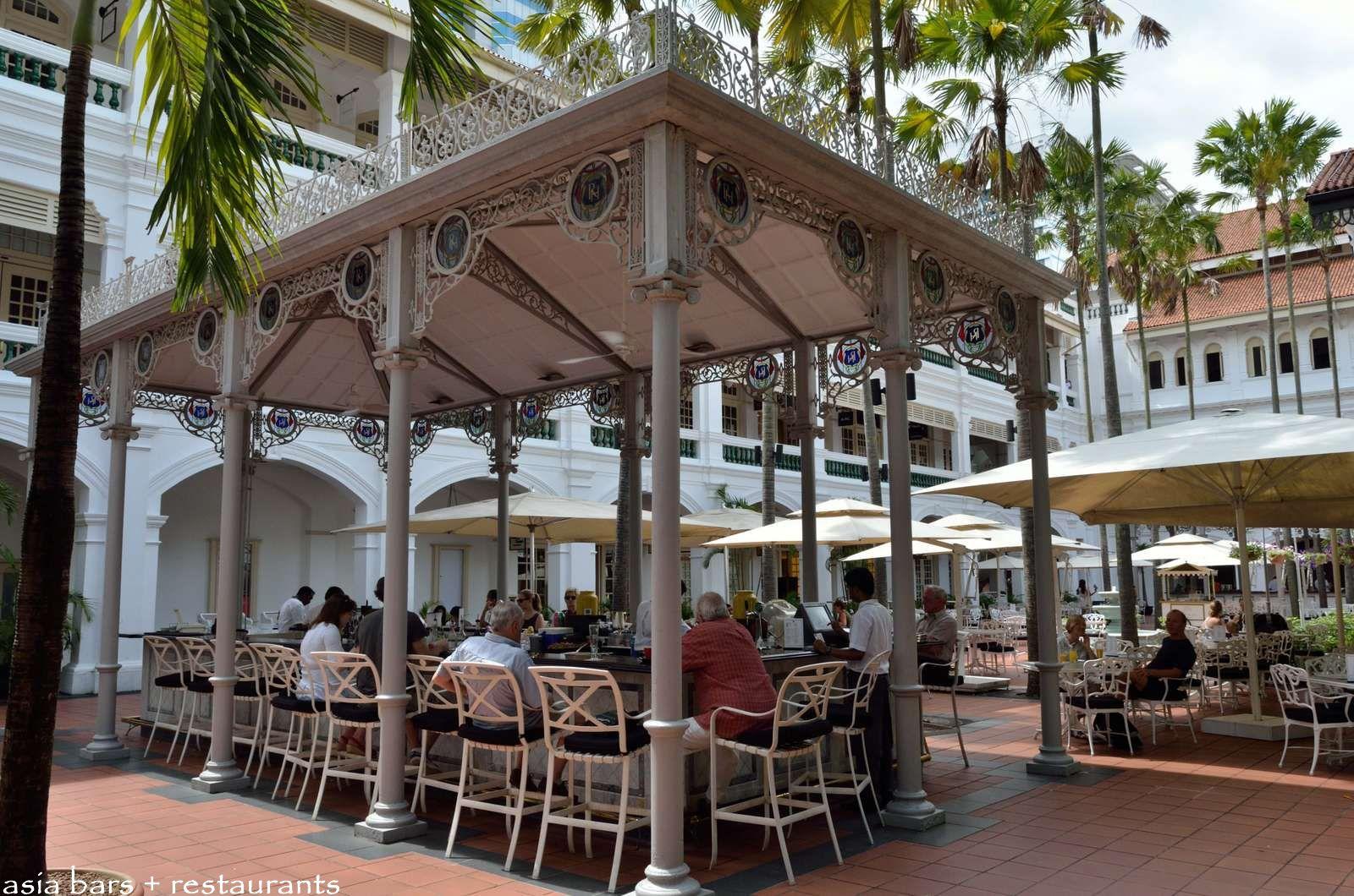Italian Restaurant Hotel Singapore