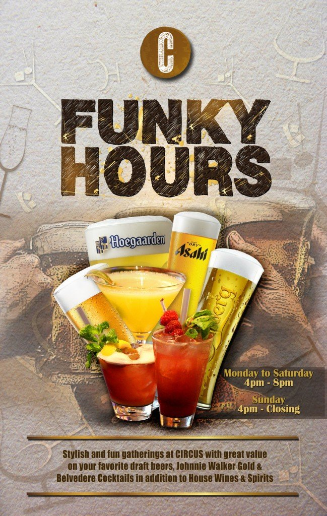 circus KL- funky hours