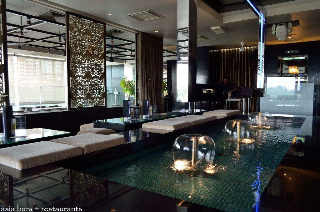 Twenty One Tables Terrace Modern European Restaurant