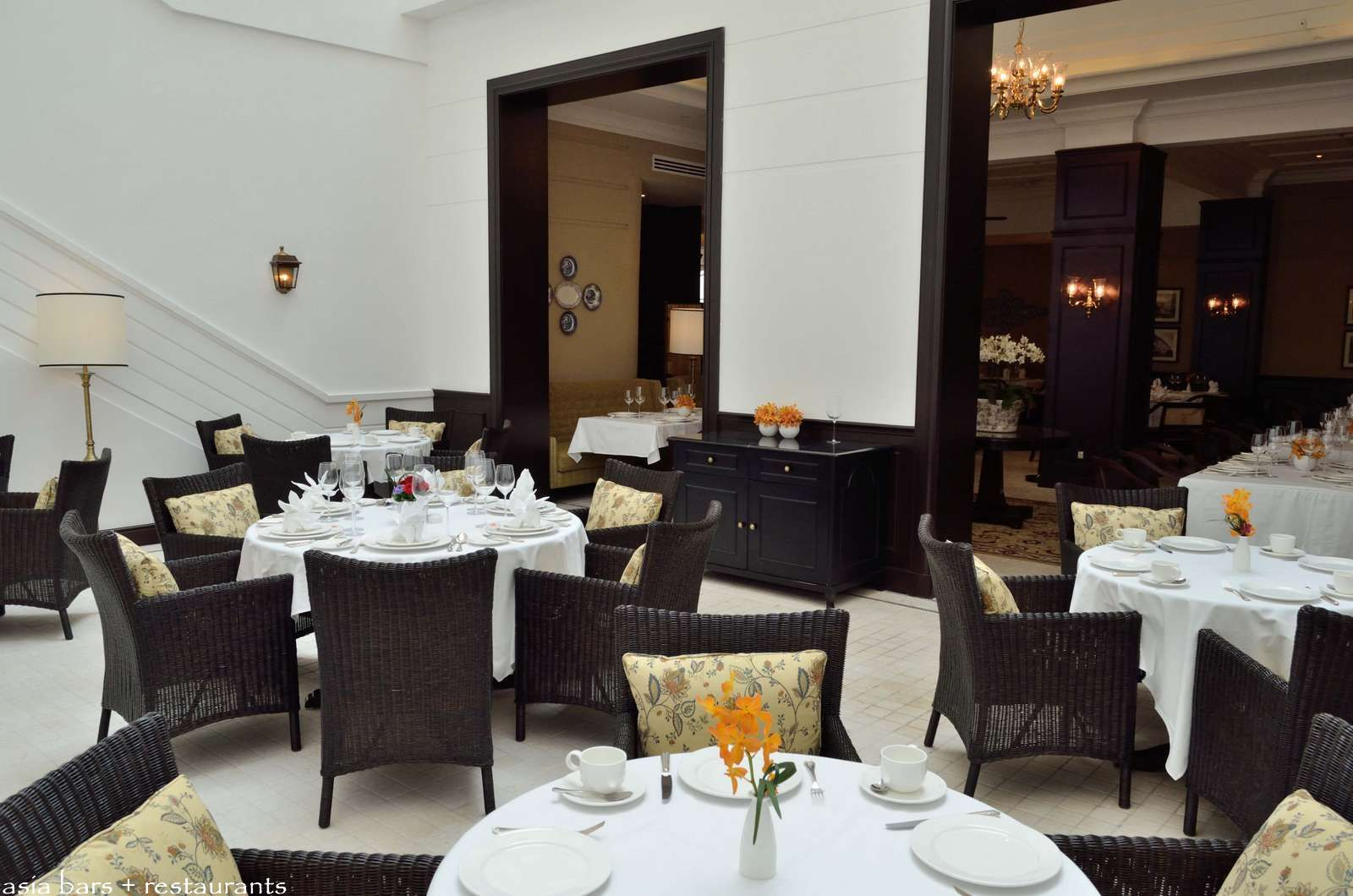 Colonial Cafe Restaurant At The Majestic Hotel Kuala